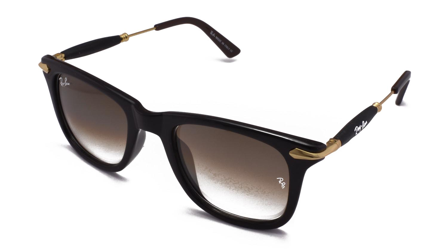ray-ban 2148 black brown