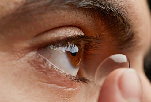 Very Important tips for Contact Lens users.
