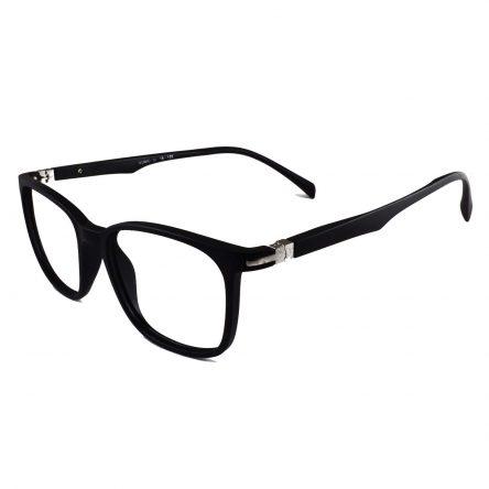TR90 black matte frame